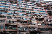 Travel photography:Not so modern living in Kowloon , China
