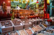Travel photography:Food stall in Hong Kong, China