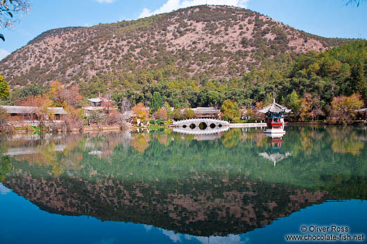 Lijiang´s Black Dragon Pool park