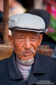 Travel photography:Lijiang man , China