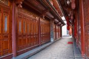 Travel photography:Houses in Lijiang´s old town , China