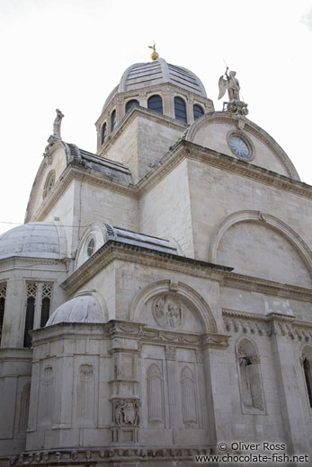 Sibenik Cathedral of Saint Jacob