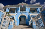 Travel photography:Cienfuegos villa, Cuba