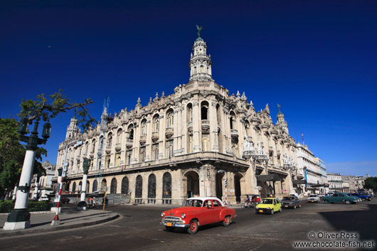 The Gran Teatro in Havana