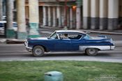 Travel photography:One of the many oldtimers in Havana, Cuba