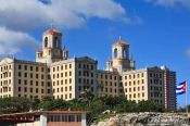 Travel photography:The Hotel Nacional in Havana, Cuba