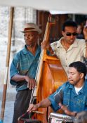 Travel photography:Musicians in Havana Vieja, Cuba