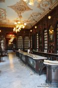 Travel photography:Havana pharmacy museum, Cuba