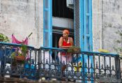 Travel photography:Havana resident, Cuba