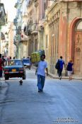 Travel photography:Havana street, Cuba