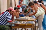 Travel photography:Trinidad market, Cuba
