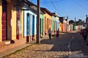 Travel photography:Trinidad street, Cuba