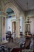 Travel photography:Insider the Villa Cantero (Kanter) in Trinidad, Cuba