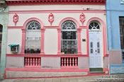 Travel photography:Casa particular (pension) in Santa Clara, Cuba