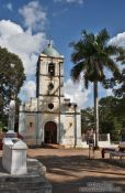 Travel photography:Viñales church, Cuba