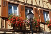 Travel photography:House in Barr, France