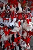 Travel photography:Stork mascot, France