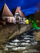 Travel photography:Kaysersberg village, France