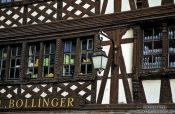 Travel photography:Facade in Strasbourg, France