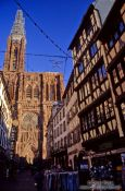 Travel photography:Strasbourg Munster (cathedral), France