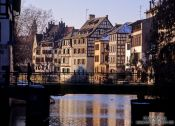 Travel photography:Old City Strasbourg, France