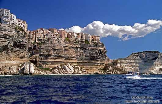 Bonifacio from the Water