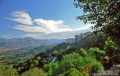 Travel photography:Sartene (Corsica), France
