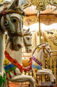 Travel photography:Carousel in Paris, France