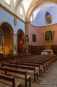 Travel photography:Catholic church in Gordes, France