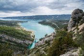Travel photography:Lac Sainte Croix, France