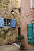 Travel photography:Houses in Moustiers Sainte Marie, France