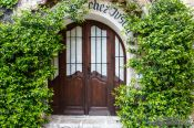 Travel photography:Door in Eze, France