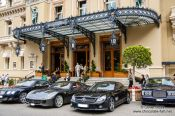 Travel photography:The Monte Carlo Casino, Monaco