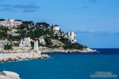 Travel photography:Nice coast, France