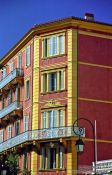 Travel photography:House in Nice, France