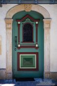 Travel photography:Door in Isny, Germany