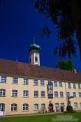 Travel photography:Monastery in Isny, Germany