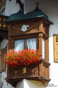 Travel photography:Alcove in Garmisch, Germany