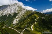 Travel photography:Mountains near Berchtesgaden, Germany