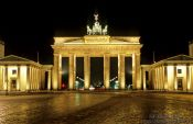 Travel photography:Berlin Brandenburger Tor, Germany