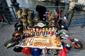 Travel photography:Sale of GDR and Soviet Union memorabilia, Germany