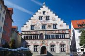 Travel photography:Lindau town hall, Germany