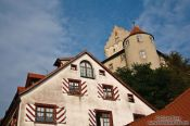 Travel photography:Meersburg castle, Germany