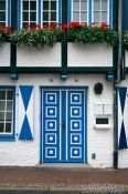 Travel photography:Lübeck house, Germany
