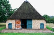 Travel photography:18th century Frisian house, Germany