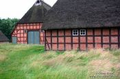 Travel photography:18th century Frisian houses, Germany
