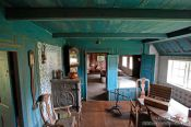 Travel photography:Old living room, Germany