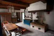 Travel photography:Traditional kitchen, Germany