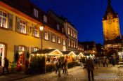 Travel photography:Gengenbach Christmasa market, Germany