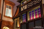 Travel photography:Gengenbach houses, Germany